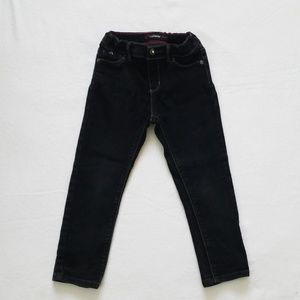 Jordache Girls Black Skinny Jeans 4T